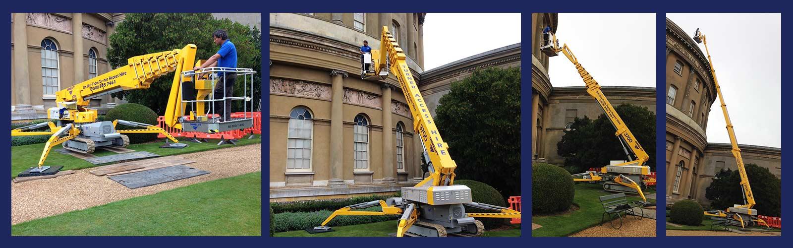 spiderlift_hire_uk