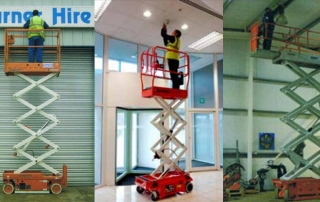 Scissorlift Hire Suffolk and UK