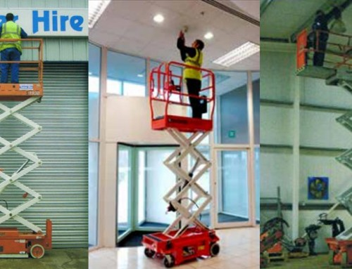 Self Propelled Scissor Lift Hire