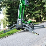 Leguan 160 Series Spider Boom Lift
