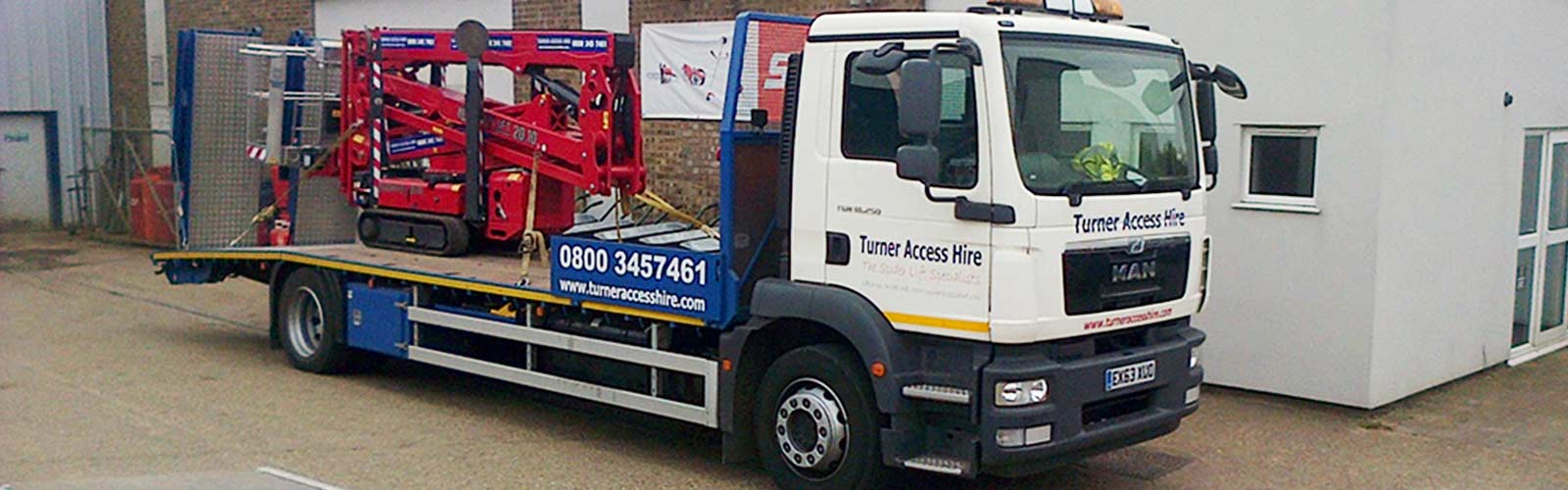 turner_access_hire_lorry